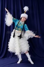 2026 Казахский национальный костюм