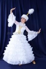 2025 Женский казахский национальный костюм