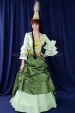 2030 . Женский казахский национальный костюм