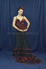 2295. Испанский костюм женский