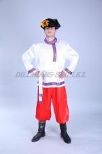 2072. Мужской русский национальный костюм