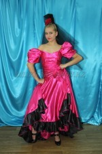 2300. Испанский костюм женский