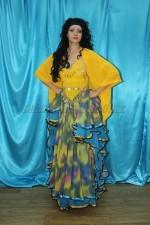 2277. Цыганский национальный костюм женский