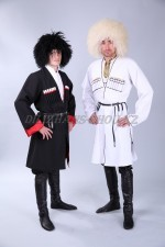 2118. Грузинские национальные костюмы мужские