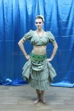 2221. Гавайский костюм женский