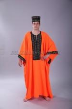 1248r. Африканский национальный костюм мужской