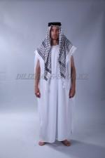 2303 мужской национальный арабский костюм