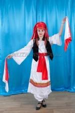 2145 Греческий национальный костюм женский
