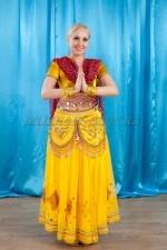 2224. Индийский танцевальный костюм