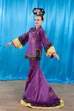 2183. Китайский женский национальный костюм