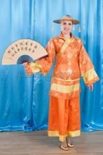 2184. Китайский женский национальный костюм