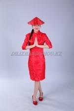2181. Китайский женский национальный костюм