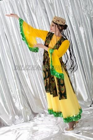 Узбекские национальные костюмы
