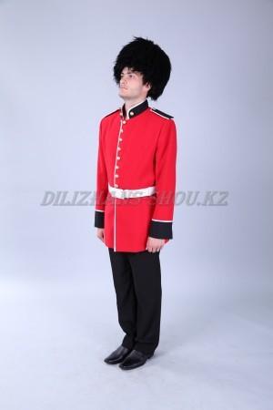 Английские национальные костюмы