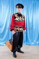 2070. Мужской русский народный костюм