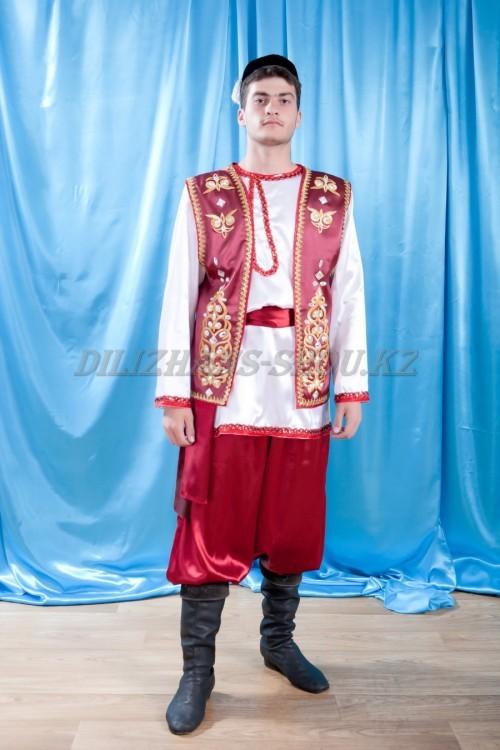 мужская татарская одежда фото