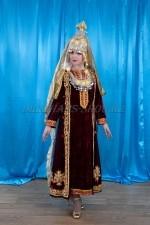 2286 туркменский национальный костюм