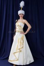 2545. Свадебное платье на Кыз Узату