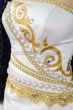 2544. Свадебное платье на Кыз Узату