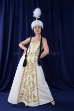 2543. Свадебное платье на Кыз Узату