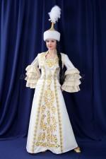 2542. Свадебное платье на Кыз Узату