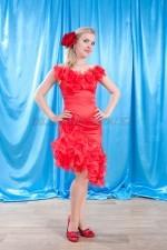 2506 коктейльное платье