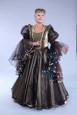 2107. Азербайджанский женский костюм