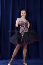 2513 коктейльное платье