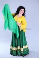 2281. Цыганский национальный костюм женский