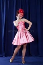 2508 коктейльное платье