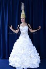 2541. Свадебное платье на Кыз Узату