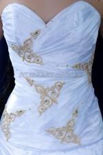 2540. Свадебное платье на Кыз Узату