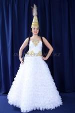 2539. Свадебное платье на Кыз Узату