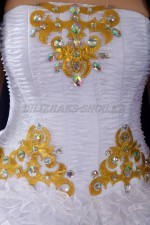 2538. Свадебное платье на Кыз Узату