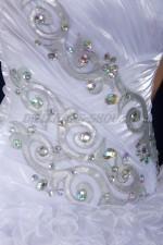 2536. Свадебное платье на Кыз Узату