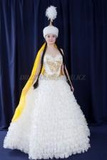 2535. Свадебное платье на Кыз Узату