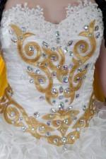 2534. Свадебное платье на Кыз Узату