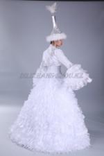 2529. Свадебное платье на Кыз Узату
