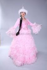 2523. Свадебное платье на Кыз Узату