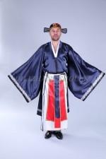 2143. кимоно корейское национальное мужское