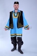 2097 мужской национальный татарский костюм