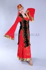 2154 уйгурский национальный костюм женский