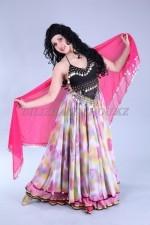2282. Цыганский национальный костюм женский