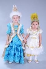 0084. Казахский национальный костюм