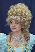 1580. парик средневековый