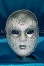 1643. Венецианская маска