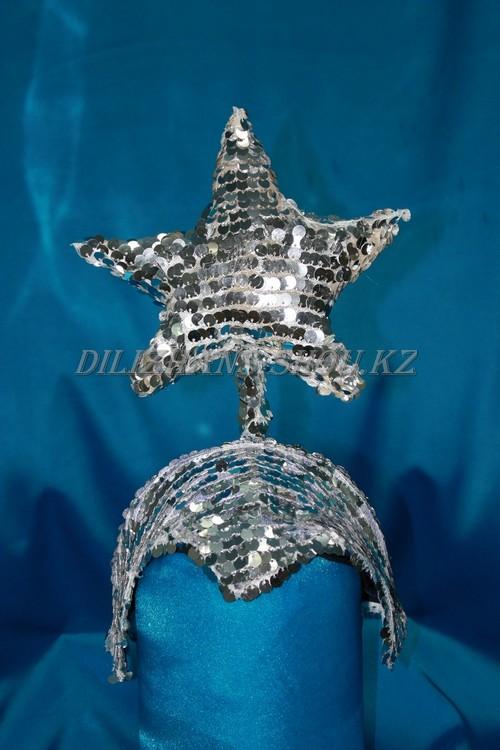 Шапка верки сердючки со звездой своими руками 66