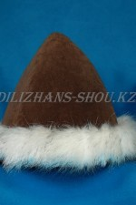 1786 киргизский головной убор мужской
