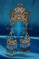 1732. Грузинская корона женская