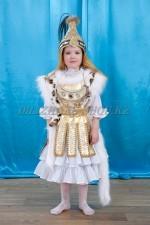 0114-1. Казахский (Девушка-воин) 6